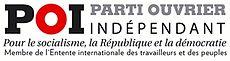 Parti ouvrier indépendant (POI)